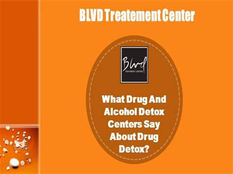 Detox Centers In South by What And Detox Centers Say About Detox