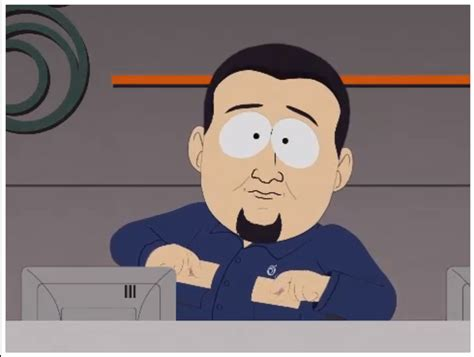 South Park Cable Company Meme - pin the cable guy on pinterest