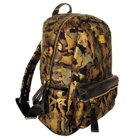 Camo Print Backpack garin camo print micro suede backpack garin 39 99