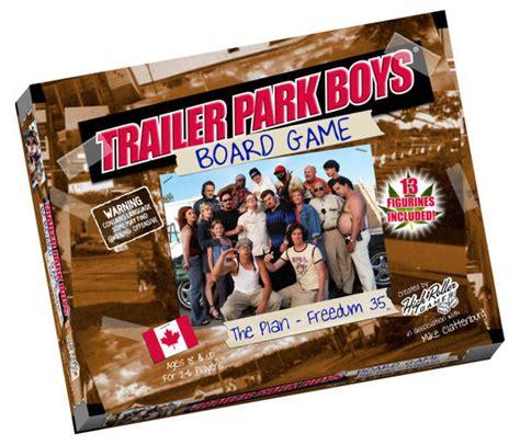bedroom baseball board game trailer park boys board game trailer from