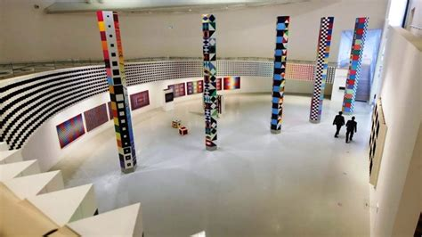 design center israel yaacov agam museum of art opens in rishon lezion israel21c