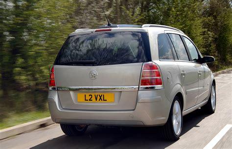 vauxhall zafira 2014 vauxhall zafira estate 2005 2014 photos parkers