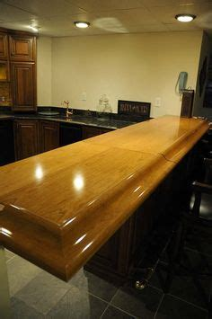 Cherry Wood Bar Top 1000 Images About For Architect Builder On