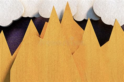Origami Mountain - origami mountain 28 images mountain range stock image