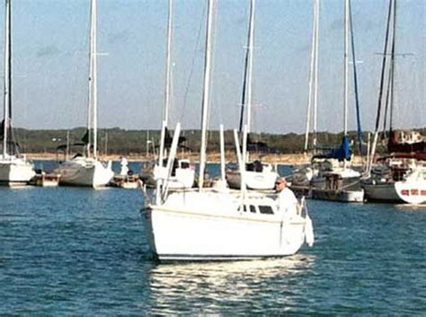 swing keel sailboats catalina 22 swing keel 1986 canyon lake texas sailboat