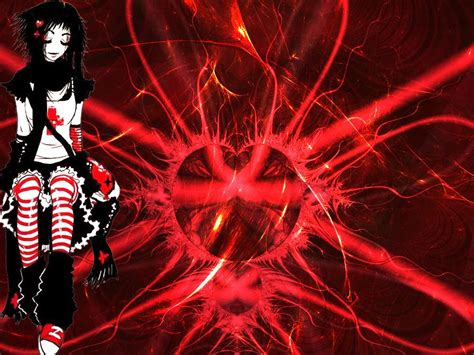 psp themes anime girl anime emo girls emo wallpaper emo girls emo boys