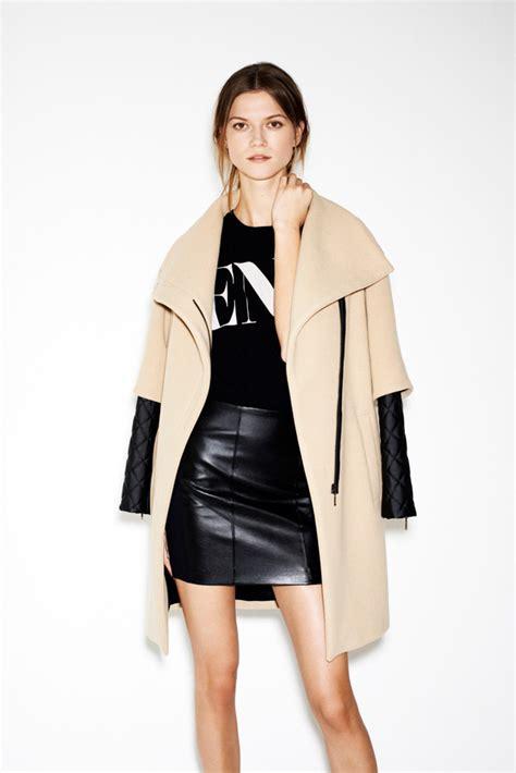 Top Model Zara Collection zara lookbook d 233 cembre 2012 zara femme befashionlike
