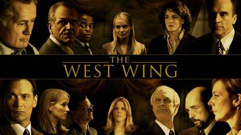 west wing i finished watching quot the west wing quot musicalpoem