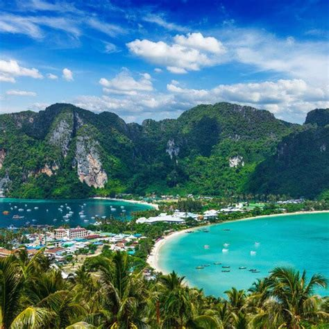 thailand hotels beautiful islands 3 lao ya island snorkeling day trip to phi phi islands from krabi