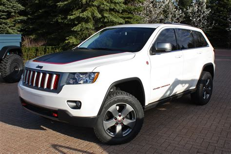 jeep grand cherokee trailhawk lifted jeep grand cherokee trailhawk concept live photo gallery