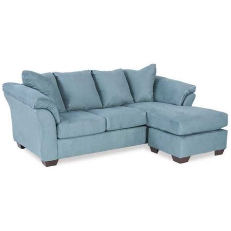 ashley furniture sofa with chaise geordie sofa chaise ashley furniture