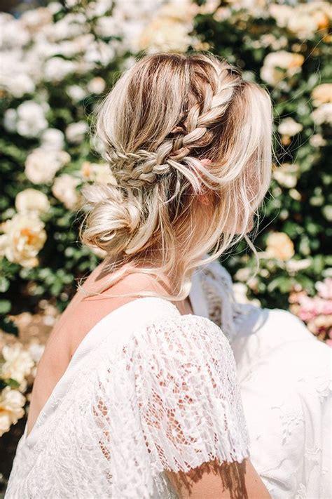 prom hairstyles bohemian best 25 bohemian wedding hair ideas on pinterest