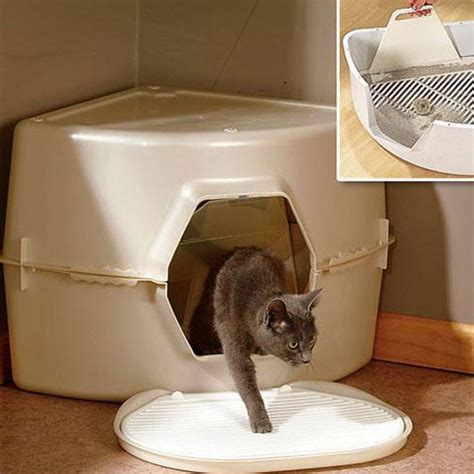litter box in bathroom best cat litter boxes roundup apartment therapy