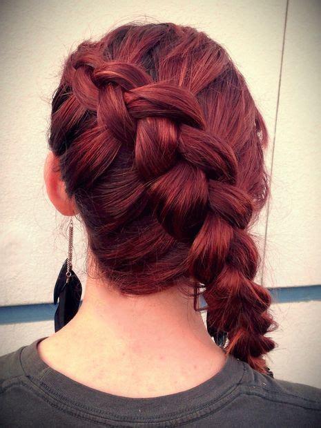 cute hairstyles katniss best 25 katniss braid ideas on pinterest katniss
