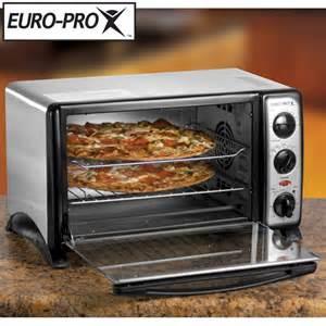Euro Pro Toaster Ovens Heartland America Product No Longer Available