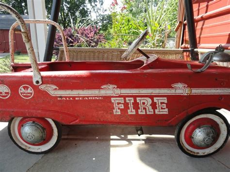 1959 murray truck pedal car home