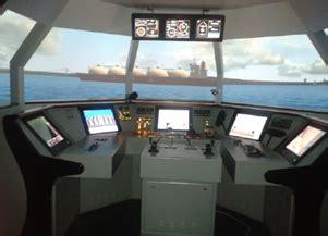twin screw boat handling simulator sca maritime simulator