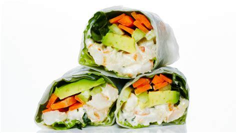shrimp rice paper roll recipe easy easter recipes bite