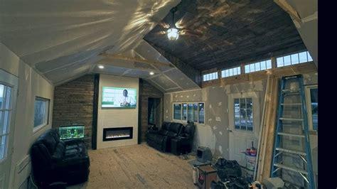 shed  house ftxft derksen progress  youtube