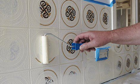 how to paint tiles bunnings warehouse