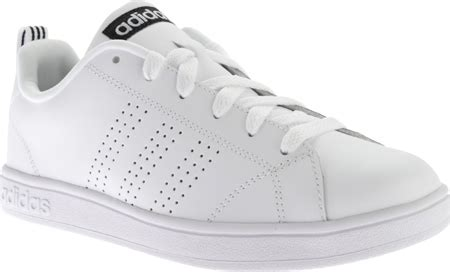 Adidas Neo Advantage Clean Vs White Pink For womens adidas neo advantage clean vs sneaker free shipping exchanges
