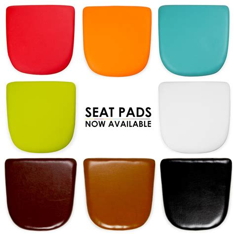leather desk mat australia charles eames faux leather seat pads for tolix style chair