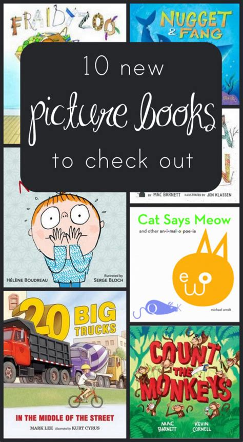 check me out proper contemporary books 10 new picture books to check out everyday reading