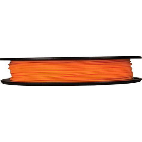 B Lb Orange makerbot 1 75mm pla filament mp06050 b h photo