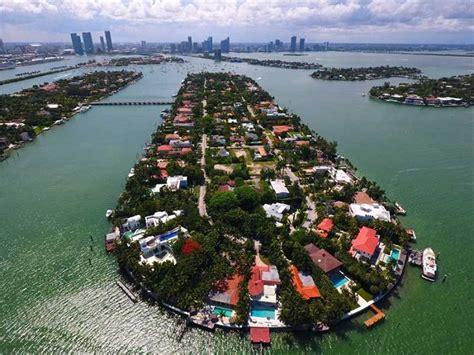 Hibiscus Island Miami Hibiscus Island Palm Island Real Estate Miami Florida