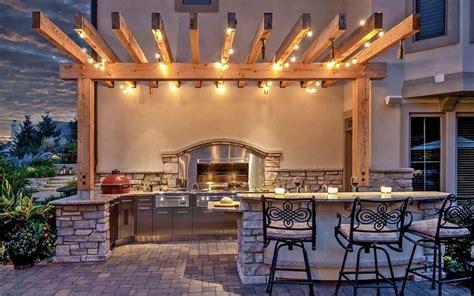 Weatherproof Outdoor Kitchen Cabinets - 20 luxe buitenkeukens om van te dromen