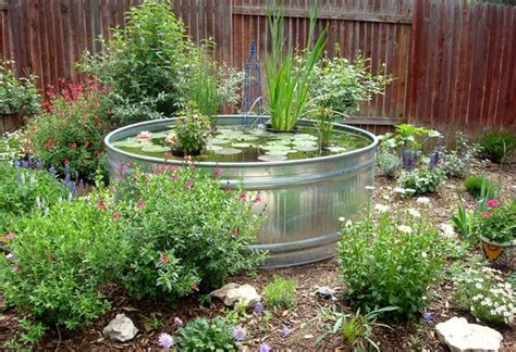 Raised Garden Pond Ideas Raised Pond Ideas Outdoortheme