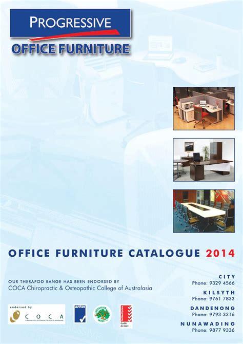 progressive office furniture 2014 catalogue by progressive