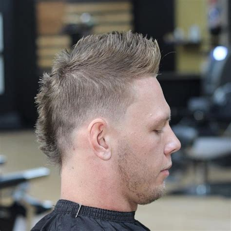 thin spiked hair 50 stunning men s haircuts for thin hair styles that fit