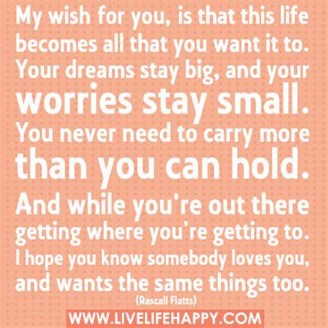 My Wish by My Wish For You Quotes Like Success