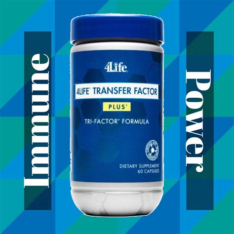 supplement 4life 4life transfer factor plus dietary supplements