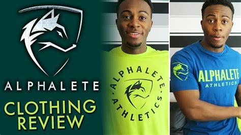 Hoodie Alphalete Athletics Zalfa Clothing alphalete athletics clothing review unboxing size