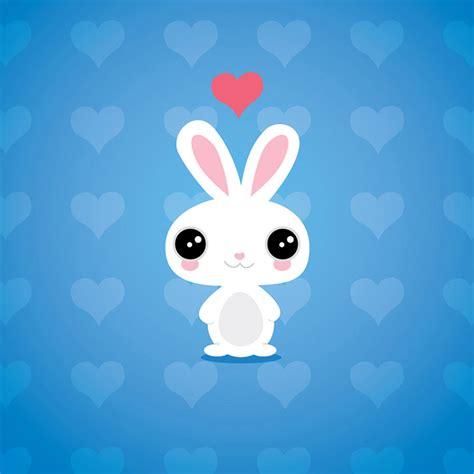 wallpaper cartoon bunny cute animated bunny