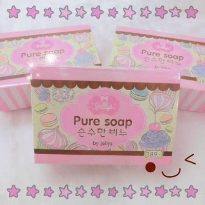 Coco Soap By Baby Kulit Cerah Halus Original T Limited soap by jellys