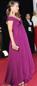 Black Swan Costume Oscars 2011 Pregnant Natalie Portman And Mila Kunis Swan Down Red Carpet Daily Mail Online