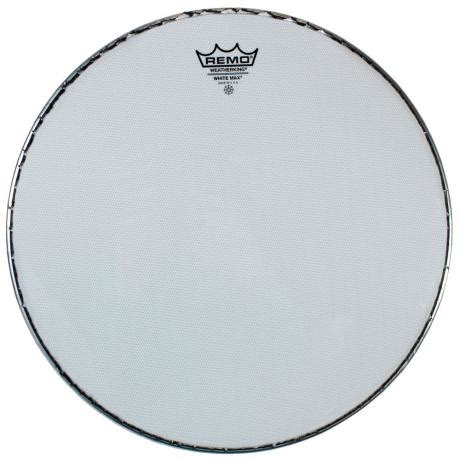 Remo 13 White Max Ks 2613 00 Marching Snare Drum Top Batter remo 13 quot white max marching snare drum top batter ks 2613 00