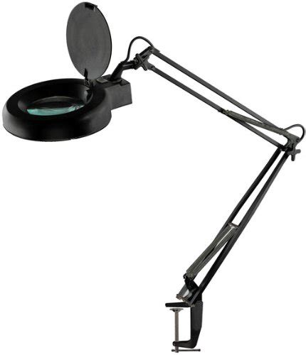 illuminated magnifier table l se mc329b f2x illuminated magnifier table l with table