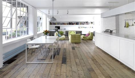 Form Design London | converting a london loft into a bright live work space