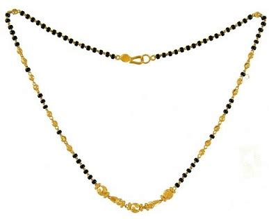 designs of black bead chains top 15 mangalsutra chain designs styles at