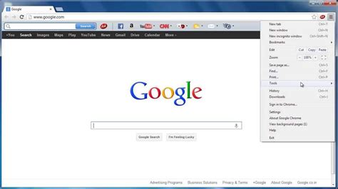 google chrome top bar how to remove the ask toolbar from google chrome youtube