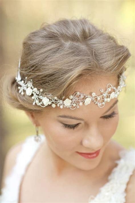 Brautfrisur Mit Haarband by Tolles Haarband F 252 R Das Perfekte Brautoutfit Wedding
