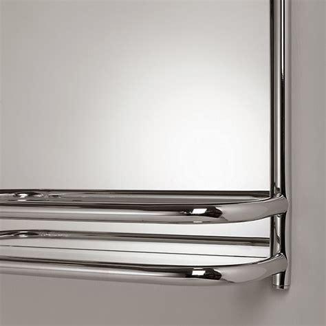 chrome bathroom mirrors bathroom mirrors with shelves david dangerous john lewis restoration bathroom wall