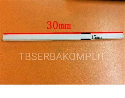 Alat Pres Plastik 40 Cm jual karet silikon alat press plastic impulse sealer 40cm