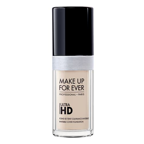 what would be best foundation make up for a 70 year old female make up for ever ultra hd invisible cover foundation