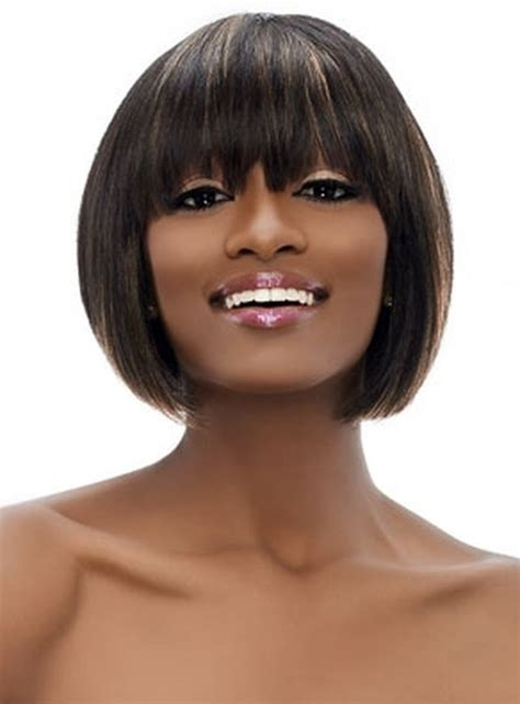 black women short cut layer wigs 1000 images about bob hairstyle on pinterest synthetic