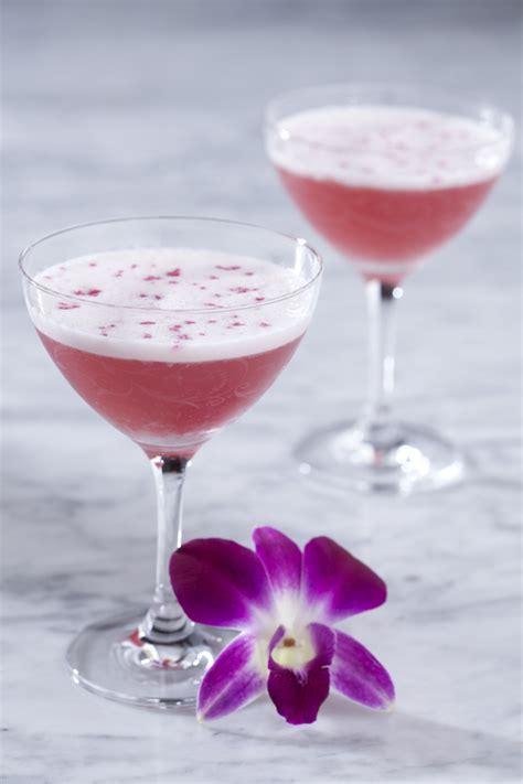 party   glass top purple cocktails
